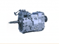 SINOTRUK® Genuine -Qijiang ZF 5S-150GP gearbox assembly